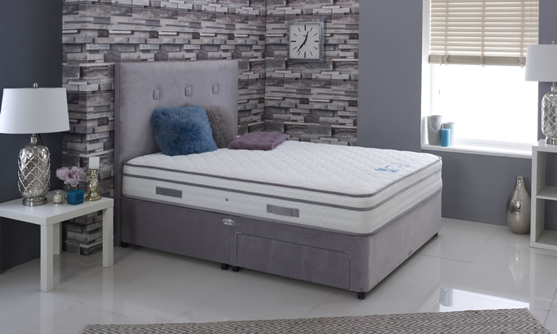 Healthbeds Cool Comfort 1500 Room Set