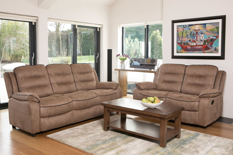Furniture Link Dakota 3+2 Lifestyle