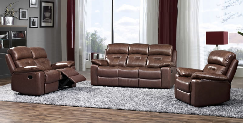 Furniture Link Daytona Tan Lifestyle