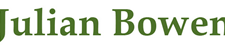 Click to visit the Julian Bowen website and view the whole range